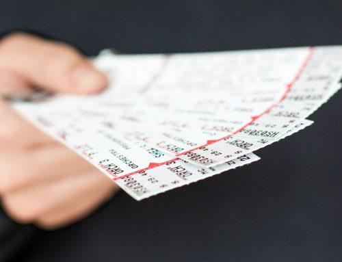 Como fazer ingressos para eventos? Saiba também qual é o melhor papel para impressão!