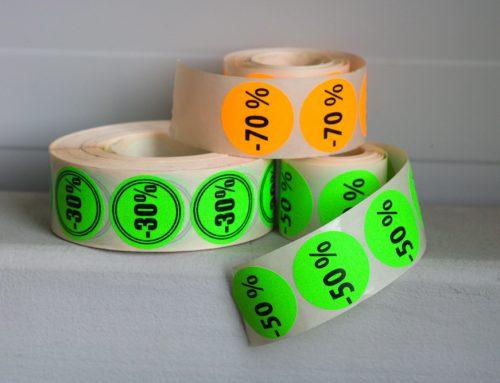 Quais são os melhores papéis para imprimir os adesivos personalizados na gráfica?
